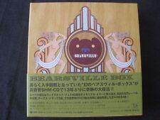 BEARSVILLE BOX, Japan SHM CD Mini LP PROMO BOX + 4 Mini LP, complete + 2 booklet