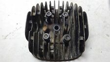 1974 Yamaha DT175 Enduro YM239B. Engine top end cylinder piston head bored .6mm