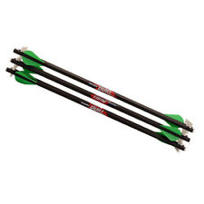 "Excalibur 22QV16-6 Quill 16.5"" Carbon Micro Crossbow Arrows/Bolts"