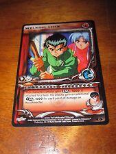 Yu Yu Hakusho TCG Walking Stick Rare Card Dark Tournament 1st Edition R42