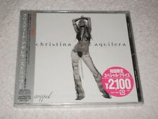 Christina Aguilera Stripped Japan PROMO CD