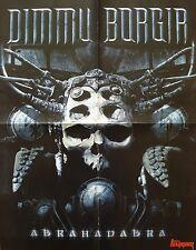 Dimmu Borgir  /  The Devils Blood    __   1 Poster / Plakat   __  45 cm x 58 cm