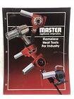 80's Master Appliance Industrial Heat Tool Catalog + price list  photo