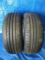 NEU 2 x Sommerreifen Reifen Hankook Ventus Prime 2 A * 195 55 R16 87V DOT 0117