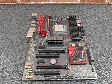 ASUS 970 PRO Juegos/AURA AM3+ ATX Placa madre con paquete de CPU AMD FX-9590
