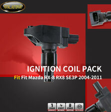 Ignition Coil Pack for Mazda RX-8 SE3P 2004-2011 R2 1.3L Coupe N3H118100B UF501