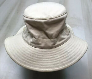 The Tilley Endurables Hat Men's Size 7 1/2 Cotton Sun NICE