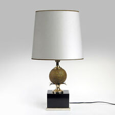 ANCIEN PIED DE LAMPE ANANAS VINTAGE PINEAPPLE TABLE LAMP BASE DESIGN ANNÉE 60 70