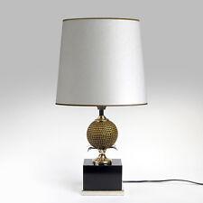 ANCIEN PIED DE LAMPE ANANAS VINTAGE PINEAPPLE TABLE LAMP BASE DESIGN ANNÉE 60 70
