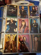 Babylon 5 1998 Series 4 - 81 Card Base Set