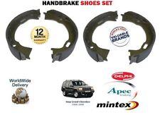Per Jeep Grand Cherokee ZG 2.5 DT 4.0 5.2 5.9 I 1995-1999 POSTERIORE FRENO A MANO Scarpe Set