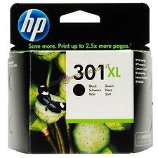 CARTUCCIA ORIGINALE HP CH563EE / 301XL  - NERO