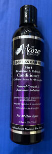 Mane Choice Soft As Can Be 3 in 1 Conditioner Co-Wash Leave-In Detangler 8oz
