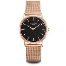 Eastside Armband-Uhr Damen East Village Edelstahl rosegold Damen Uhren Damenuhr