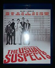 The Usual Suspects (Blu-ray Disc, 2015, 20th Anniversary Edition)