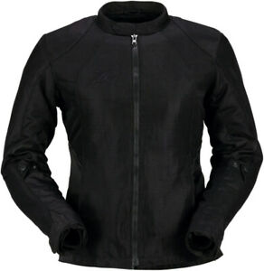 Z1R Womens Motorcycle Padded Gust Jacket Black XS-3XL