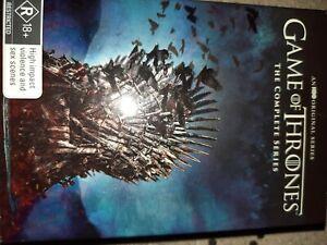 game of thrones box set 1-8