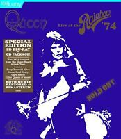 Queen - Live at the Rainbow 74 [New Blu-ray] With CD