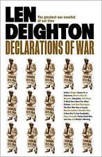 Declarations of War by Len Deighton (Paperback, 2016)