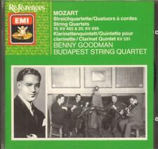 Mozart(CD Album)Clarinet Quintet In A-New