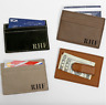 Personalized Leatherette Money Clip | Wallet