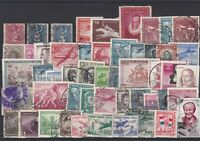 Chile Used Stamps Mixed Ref 29278