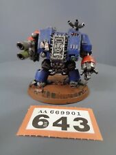 Warhammer 40,000 Space Marines Dreadnought 643