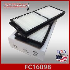 FC16098 AC CABIN AIR FILTER For Mazda3 2010 2011 2012 2013 Mazdaspeed