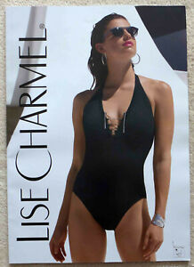 Catalogue Grand Format Lingerie Lise Charmel 2019 40x28 NEUF