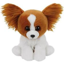 TY BEANIE BABIES BOOS BARKS DOG PLUSH SOFT TOY NEW WITH TAGS