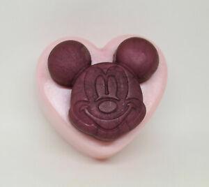 "Handgemachte Seife ""Mickey Mouse"" im Duft Woody und Narzisse namuseifen"