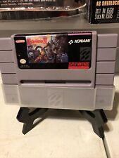 Super Castlevania IV (SNES, 1991) Super Nintendo, Cart Only, Tested, Working