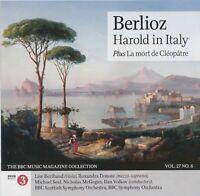 BBC Music magazine Berlioz Harold In Italy CD