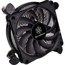 SilverStone SST-NT08-115XP, CPU-Kühler, schwarz