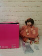"Marie Osmond 24"" Porcelain ""Remember Me"" Coming Up Roses w/Box & COA #9122"