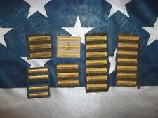 Nastrini Us Army Overseas Servizio Oltremare Seconda Guerra Mondiale WWII
