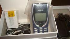 Handy Nokia 8210, Blau, kein Simlock, Neu, Garantie