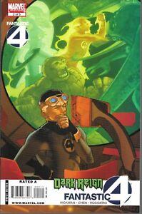 Dark Reign: Fantastic Four 2 (2009) High Grade