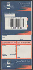 Royal Mail Special Delivery Mint Documentation per scans