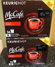 McCafe Premium Roast Coffee K-Cups (72 Count)