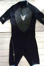 HO SPORTS Blaze Short WetSuit Size Men's Medium Black