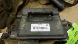Chassis ECM Fuel Pump Left Hand Frame Rail Fits 07-09 SIERRA 1500 PICKUP 168594