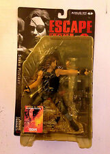 MOVIE MANIACS SERIES 3 ESCAPE FROM LA NEW YORK SNAKE PLISSKEN COAT OFF FIGURE