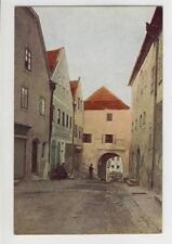 AK Obernberg am Inn, Straßenpartie, 1920