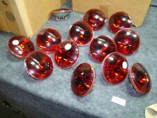 ONE red passing lamp bulb Harley FXRP FXRD FXRT FL FLHP Dyna FXR Police EPS15231