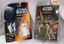 New Star Wars items - Darth Vader key chain, Princess Leai Organa Power Force