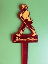 163 - Touilleur - Agitateur - Mélangeur à boisson - Johnnie Walker Scotch Whisky