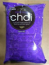 David Rio Orca Spice Sugar Free Chai, Bulk,  3lb. Bag, New.