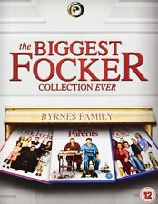 Biggest Focker Collection Meet the Parents the Fockers Little Focker Blu-ray NEW