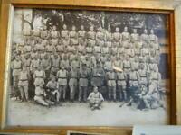 Militar Guerra Fotos Antigua Lote 40 Piezas